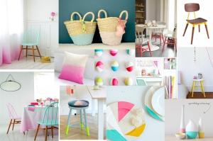 Dip Dye-Colour Block, Essentials